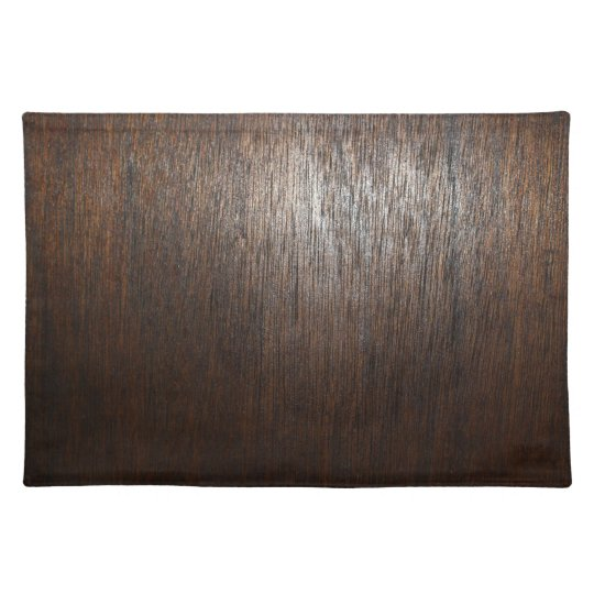 Wood Grain placemats