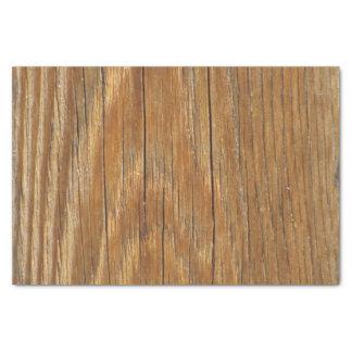 Wood Grain Tissue Paper