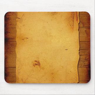 Wood grunge mouse mat