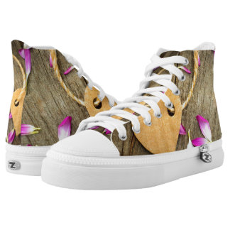 Wood High Tops