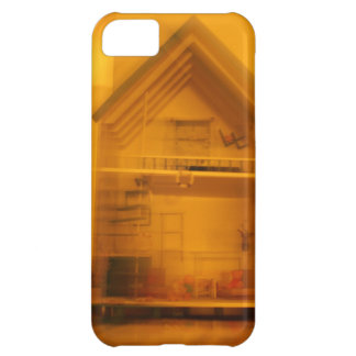 Wood House iPhone 5C Case