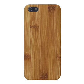 wood iPhone 5 case