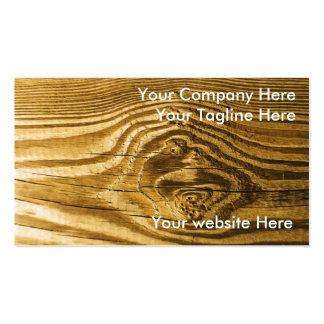 wood knot grain background texture Double-Sided standard business cards (Pack of 100)