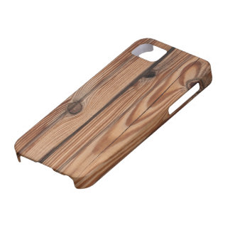 Wood Knot - Wood Grain Texture iPhone 5 Cover