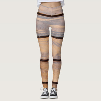 Wood like tights