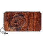 Wood Node Texture Notebook Speakers