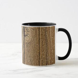 Wood On The Ground Mug