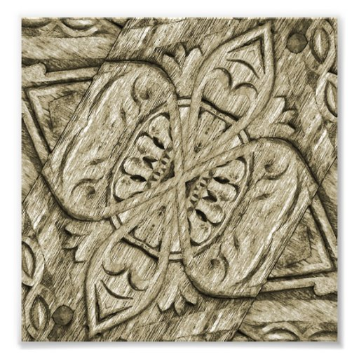 Wood Ornament Photo Art