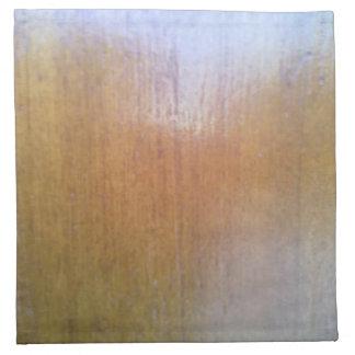 wood ourdoor napkin