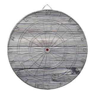 wood panel dartboards