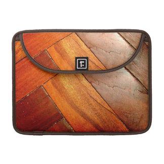 Wood Panel Look Sleeve For MacBooks