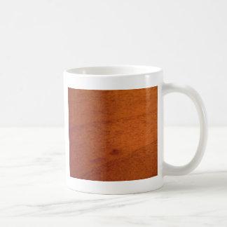 Wood Panel Basic White Mug