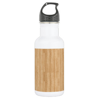 Wood Panel 532 Ml Water Bottle