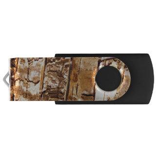 Wood Pattern USB Flash Drive