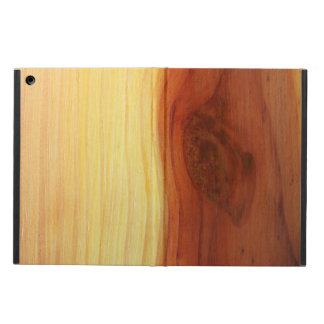 Wood Picture iPad Air Cover