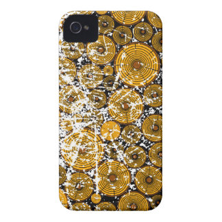 Wood Pile Grunge iPhone 4 Cover