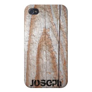 Wood Plank iPhone 4 Case