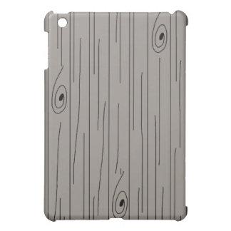 Wood Plank Pattern Hard Shell iPad Case
