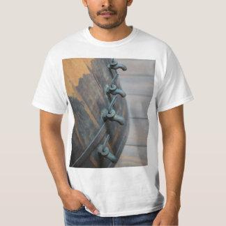 Wood Sake Barrel T-shirts