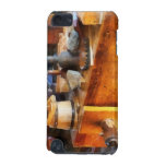 Wood Shop With Wooden Bucket iPod Touch (5th Generation) Cases