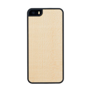 Wood Slim iPhone 5/5s Case