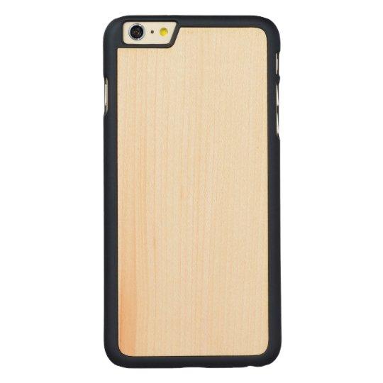 iPhone 6/6s Plus Slim Maple Wood Case