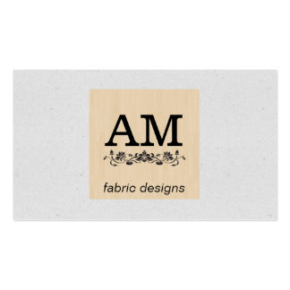 Wood // Speckled Texture (print) Pack Of Standard Business Cards