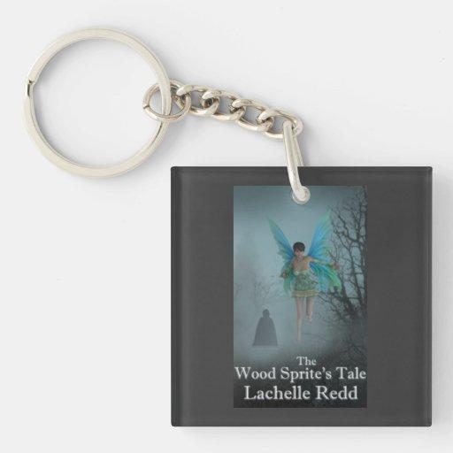 Wood Sprite's Tale Keychain