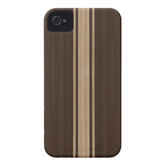 Wood Stripe iPhone 4 Case