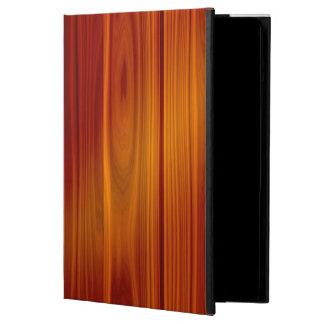 Wood Teak iPad Air Powis Cover