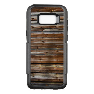 Wood Texture Cool Unique OtterBox Commuter Samsung Galaxy S8+ Case