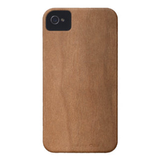 Wood texture iPhone 4 case