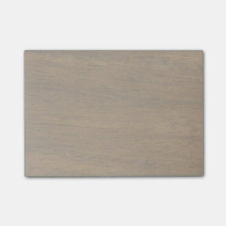 Wood Texture Rugged Construction Post-it® Notes