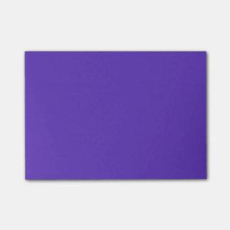Wood Violet Purple 2015 Trend Color Template Post-it Notes