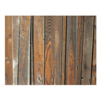 Wood wall texture structure design post cards