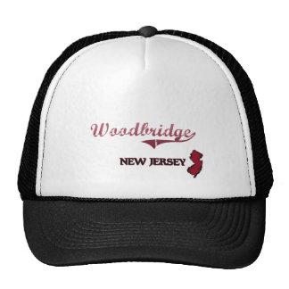 Woodbridge New Jersey City Classic Mesh Hat