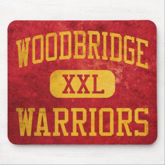 Woodbridge Warriors Athletics Mouse Pads