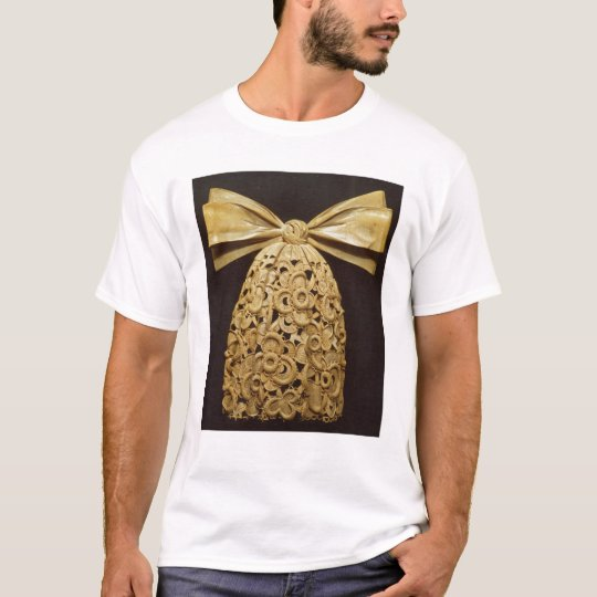 Woodcarving of a cravat T-Shirt