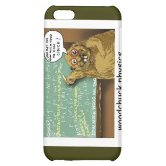 Woodchuck Physics Fitted Hard Shell C iPhone 5C Covers