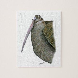 woodcock bird, tony fernandes puzzle