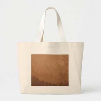 Wooded Brown Background Large Tote Bag