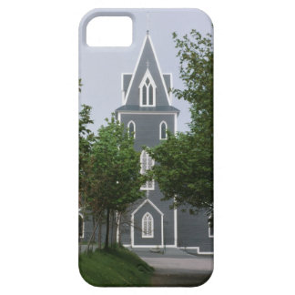 Wooded chapel, Newfoundland, Canada Barely There iPhone 5 Case