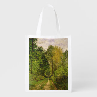 Wooded Path, 1865 (oil on canvas) Market Totes
