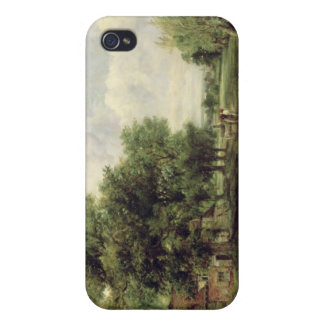 Wooded river landscape covers for iPhone 4