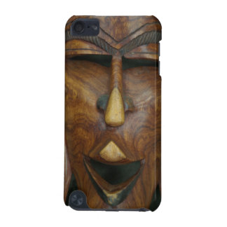 Wooden African mask iPod Touch 5G Covers