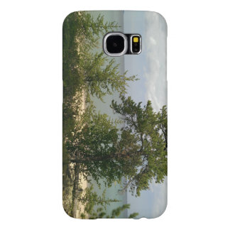 wooden beach samsung galaxy s6 cases