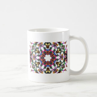 WOODEN BEADS COFFEE MUG
