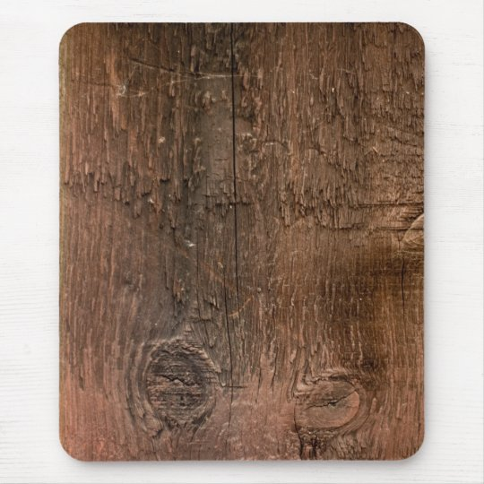 Wooden board mouse mat