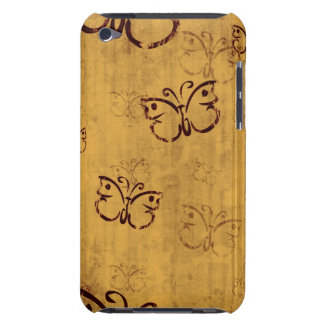 Wooden Butterfly iPod Touch Case-Mate Case