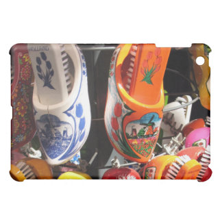 Wooden Clogs from Amsterdam iPad Mini Cover